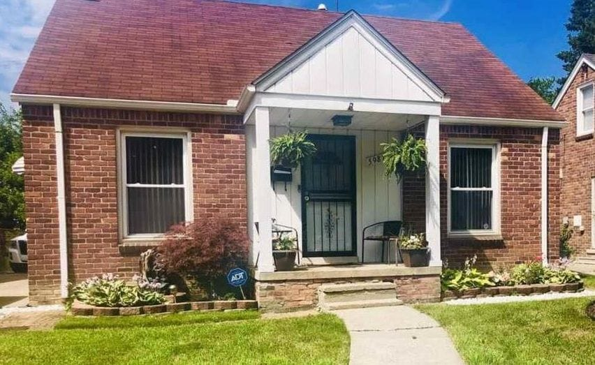 5987 Lodewyck St Detroit MI 48224  | Cashflow Positive | cash positive investments | positive cash flow investments | why invest in detroit