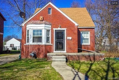 19317 Marx St Detroit MI 48203 | Cashflow Positive | cash positive investments | positive cash flow investments | why invest in detroit