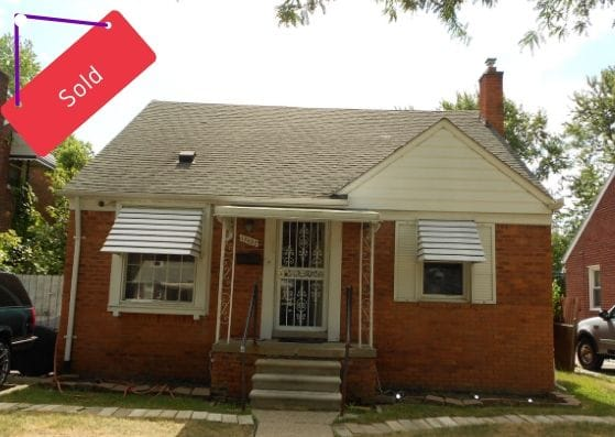 12652 Laing St, Detroit, MI | Can I Invest | cash positive investments | positive cash flow investments | why invest in detroit