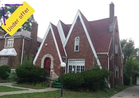 18961 Cherrylawn St, Detroit | Can I Invest | cash positive investments | positive cash flow investments | why invest in detroit