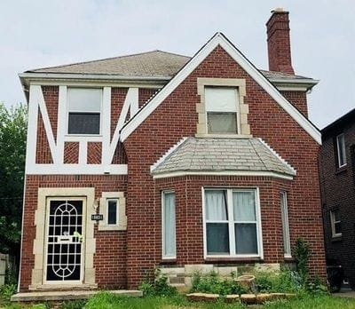 18651 Northlawn St Detroit MI 48221 | Cashflow Positive | cash positive investments | positive cash flow investments | why invest in detroit