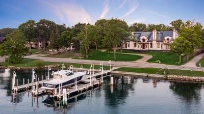 Detroit Riverfront lists for $29 Million