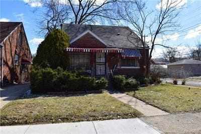 20100 Greeley St Detroit, MI 48203 | Cashflow Positive | cash positive investments | positive cash flow investments | why invest in detroit