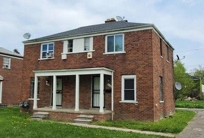 9118 Mettetal St Detroit | Cashflow Positive | cash positive investments | positive cash flow investments | why invest in detroit