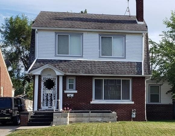 445 W Golden Gate, Highland Park Detroit MI 48203 | Cashflow Positive | cash positive investments | positive cash flow investments | why invest in detroit