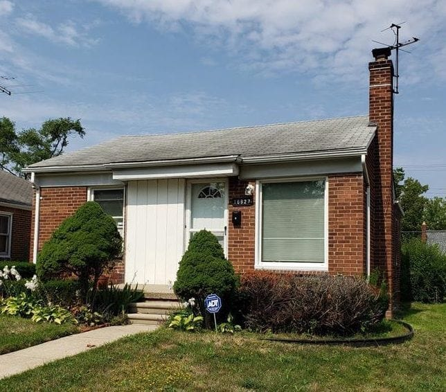 16627 Edmore Dr Detroit MI 48205 | Cashflow Positive | cash positive investments | positive cash flow investments | why invest in detroit