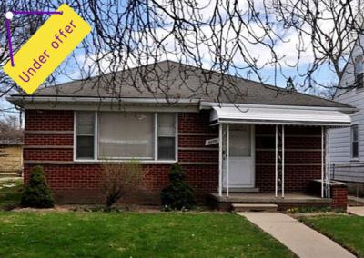 8620 Plainview, Detroit MI | Can I Invest | cash positive investments | positive cash flow investments | why invest in detroit