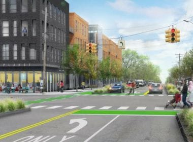 Here's what West Village could look like in a few years!