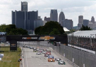 Belle Isle Park Is About to Become a Racetrack Again