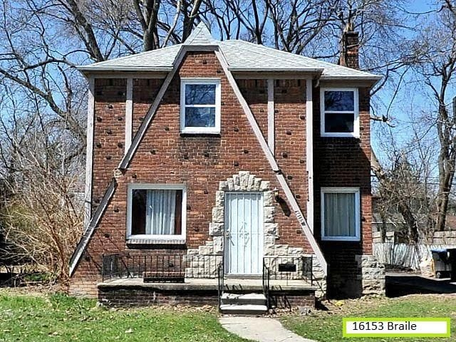 16153 Braile St Detroit MI 48219  | Cashflow Positive | cash positive investments | positive cash flow investments | why invest in detroit