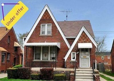 5590 Devonshire Rd Detroit MI 48224  | Cashflow Positive | cash positive investments | positive cash flow investments | why invest in detroit