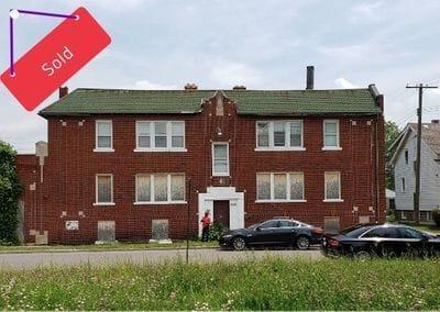 11744 Cascade Ave Detroit MI 48204 | Cashflow Positive | cash positive investments | positive cash flow investments | why invest in detroit