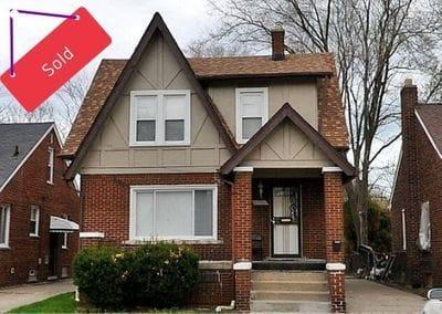 18680 Hamburg St, Detroit | Can I Invest | cash positive investments | positive cash flow investments | why invest in detroit