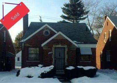 10729 Stratman St, Detroit | Can I Invest | cash positive investments | positive cash flow investments | why invest in detroit