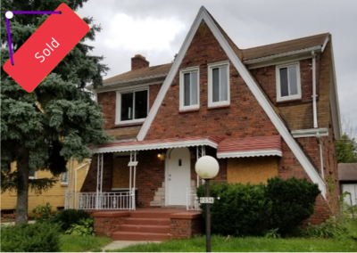 Under Offer - 9056 E Outer | Can I Invest | cash positive investments | positive cash flow investments | why invest in detroit