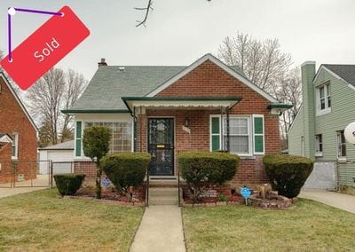9036 Longacre St Detroit, MI 48228 | Cashflow Positive | cash positive investments | positive cash flow investments | why invest in detroit