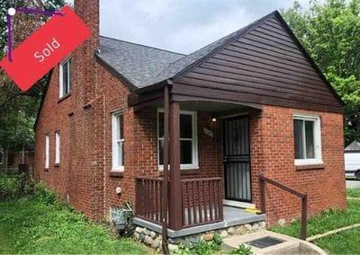 6015 Radnor St Detroit MI 48224 | Cashflow Positive | cash positive investments | positive cash flow investments | why invest in detroit