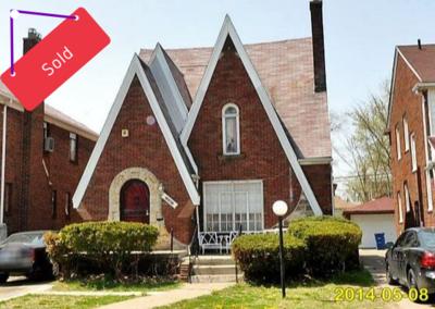 18961 Cherrylawn St, Detroit | Can I Invest | cash positive investments | positive cash flow investments | why invest in detroit