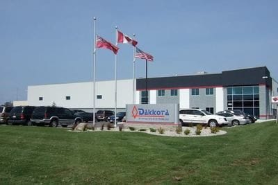 Dakkota Integrated Systems to bring $55 million plant, 625 jobs to Detroit to supply FCA