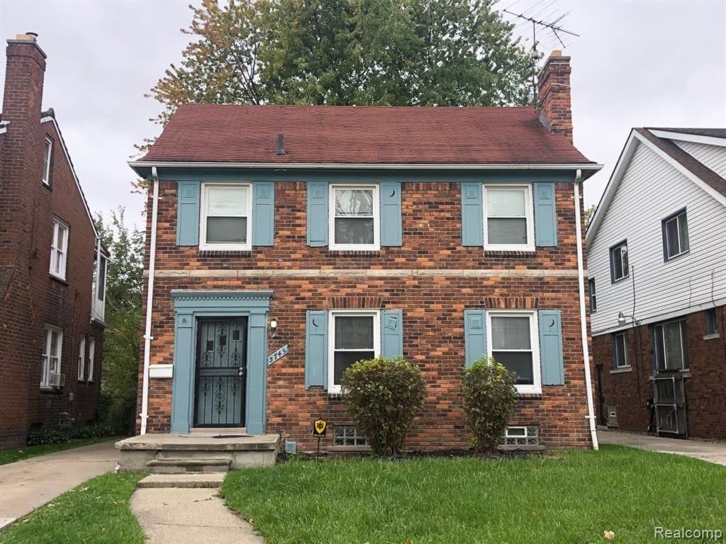 5745 Courville St Detroit MI 48224 | Cashflow Positive | cash positive investments | positive cash flow investments | why invest in detroit