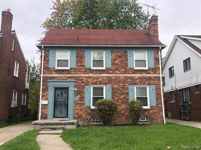 17151 Ward St Detroit MI 48235 | Cashflowpositive.com