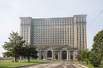 The Michigan Central Train Station has a New Owner!