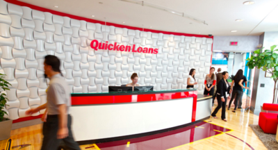 Quicken Loans says it just had the best quarter in its history