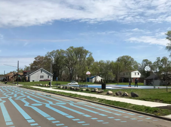 The Fitzgerald District Revitalization Project