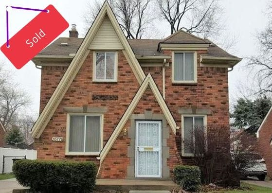 15779 Murray Hill St, Detroit | Can I Invest | cash positive investments | positive cash flow investments | why invest in detroit