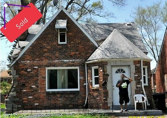 18251 Prairie St, Detroit, MI | Can I Invest | cash positive investments | positive cash flow investments | why invest in detroit