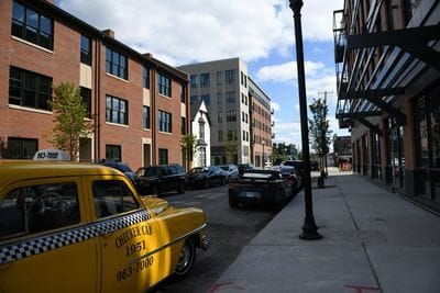 $150M development in Detroit's Corktown opens first phase