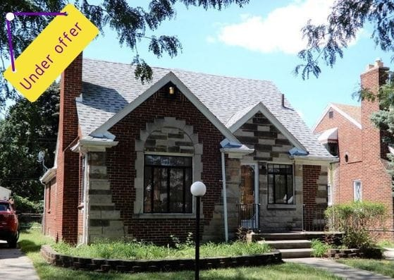 8147 Freda St, Detroit, MI | Can I Invest | cash positive investments | positive cash flow investments | why invest in detroit