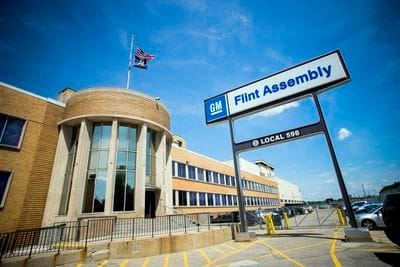General Motors will Invest $150M in Flint Assembly Plant