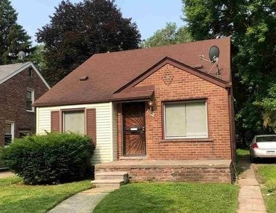 20039 Stout St Detroit MI 48219 | Cashflow Positive | cash positive investments | positive cash flow investments | why invest in detroit