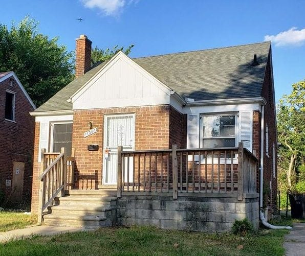 11366 Ward St Detroit MI 48227 | Cashflow Positive | cash positive investments | positive cash flow investments | why invest in detroit