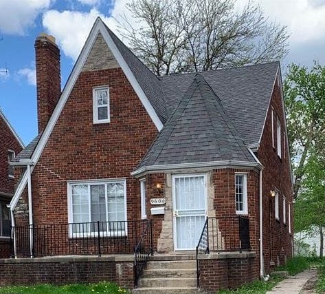 9606 Ward St Detroit MI 48227 | Cashflow Positive | cash positive investments | positive cash flow investments | why invest in detroit
