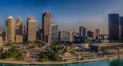 Here's why Detroit is on a rebound
