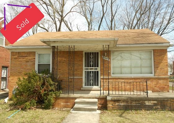 20200 Lahser St, Detroit, MI | Can I Invest | cash positive investments | positive cash flow investments | why invest in detroit