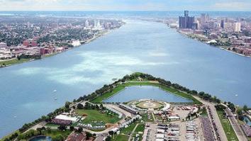 Detroit city and Detroit Rive | Cashflow Positive Properties | Detroit Real Estate