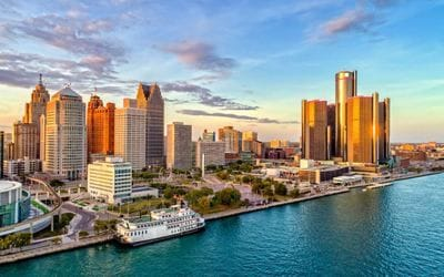 Still in recovery, but Detroit's reputation is rising