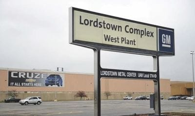 GM offer said to revive Detroit, Lordstown plants