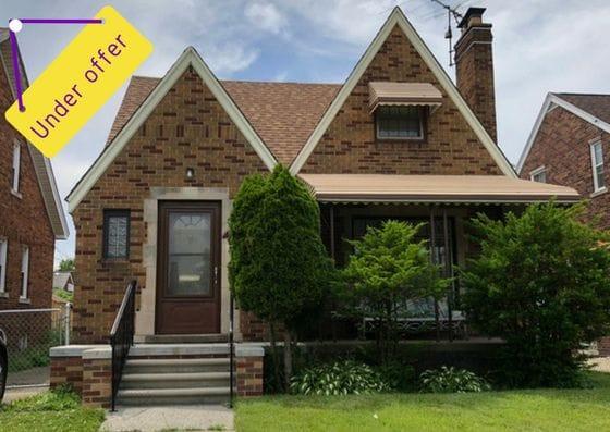 17159 Albion St, Detroit, MI