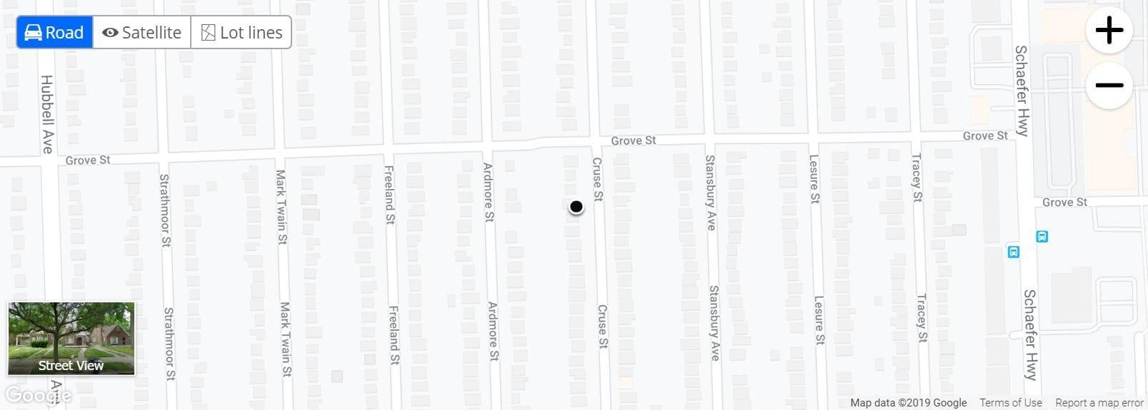 16663 Cruse St Detroit MI 48235 | Cashflowpositive.com