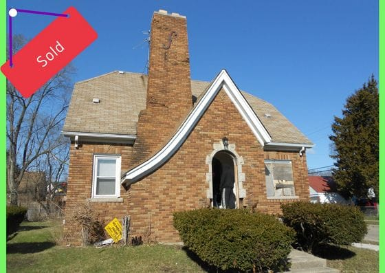 19297 Klinger St, Detroit | Can I Invest | cash positive investments | positive cash flow investments | why invest in detroit