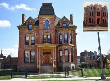 Detroit historic Brush Park property listed for $3.3 million