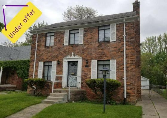 15439 Mapleridge St Detroit 48205