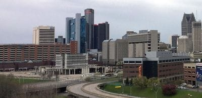 Detroit property values rise by double digits, reversing long-term slide