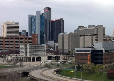 Commercial property values rise 35 percent in Detroit 2018