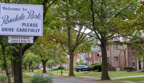 One of Detroits Most Stunning Historic Districts: Rosedale Park