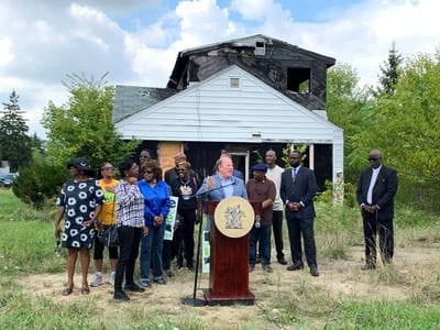 New proposal would eliminate ALL residential blight from EVERY Detroit neighborhood by mid-2025
